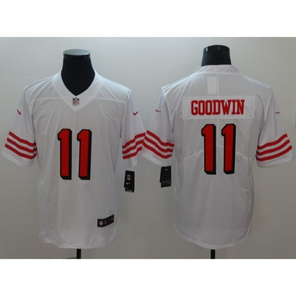 buy popular f7608 2c2fb San Francisco 49ers Marquise Goodwin Jersey